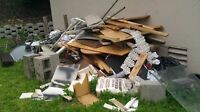 JUNK REMOVAL,  NO DUMPING FEE