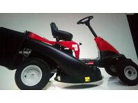 MiniRider 60RDE lawn mower