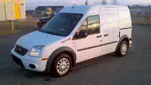 2011, Ford, Transit Connect, XLT, delivery van