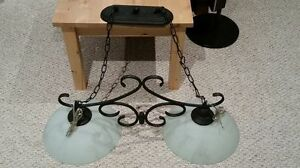 Large Hanging Kitchen Dining Room Light Fixture