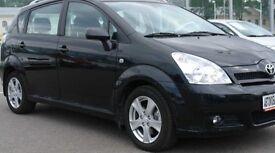Toyota Corolla Verso 1.8 MK2 7 seater 73000miles