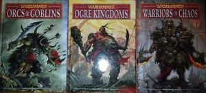Warhammer Armies Orge Kingdoms HC 8th edition