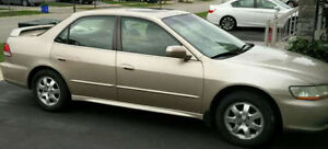 2001 Honda Accord Sedan Super Good Deal!!!