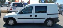 2010 Holden Combo XC MY10 White 5 Speed Manual Van Bellevue Swan Area Preview