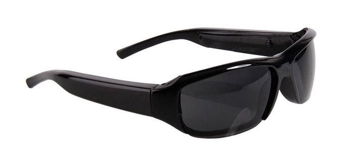 NEW 720P Covert Black Sunglasses Cam DVR Action Sport Video Hidden Camera Lens