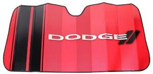 WINDSHIELD SHADE / PROTECTEUR SOLEIL DODGE