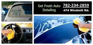 Get Fresh Auto Detailing