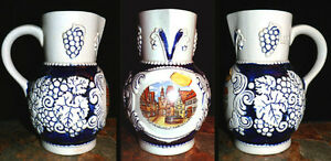 Authentic Vintage German Stein Vessel