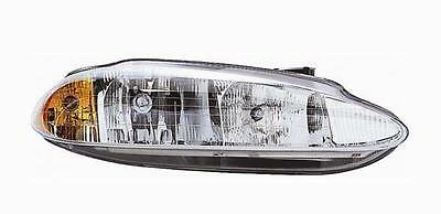 HEADLIGHT ASSEMBLY 98 - 04 DODGE INTREPID RIGHT SIDE