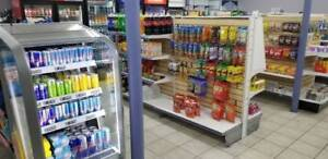 Convenience Store with Authorized  Courier Contract s