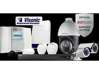 CCTV Installation Full HD 1080p / Burglar Alarms / Door Intercom Supply and Fit