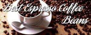 THE BEST ESPRESSO IN THE WORLD !