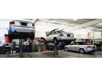 Auto mechanic urgently wanted for a garage