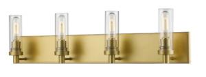Mercer41 Blaire 4-Light Vanity Light (MCRF5660)