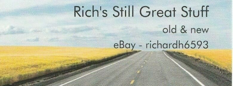 RICH'S STILL GREAT STUFF