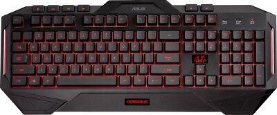 ASUS Cerberus Gaming Tastatur Anti-ghosting, 12 Macro Keys