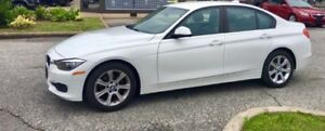 "BMW OEM 17"" Rims & Tires"