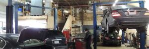 Transmission Repair Service - Replacement Parts Warranty