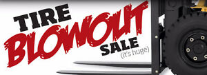 Wholesale Tires in Edmonton - Winter Tire Sale on NOW
