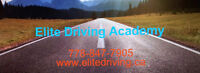 Driving School, Instructor. Lessons at reasonable rates.