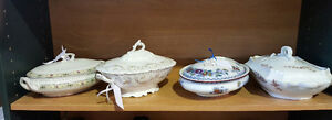 Large selection Antique Vintage Porcelain Divided Servng Dishes Kingston Kingston Area image 2