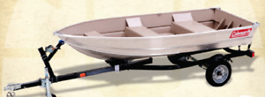 Coleman 14-ft or 16 ft Aluminum Boat