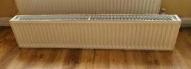 Type 22 300 x 1400 Steel panel radiator