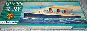 Modelcraft 1/569 Queen Mary
