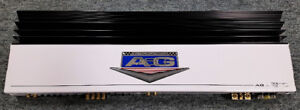 Old School Zapco AG750 Car Amp