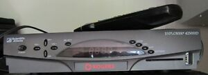 Rogers TV Receiver with remote - model 4250HD