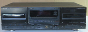Kenwood Double Cassette Player/Recorder