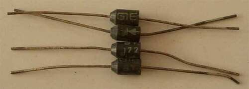 6x NOS Silicon Rectifier Diodes  BY172 800 PIV, 1.4A