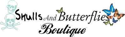 Skulls and Butterflies Boutique23