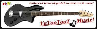 YATOOTOOTOO-Guitare-Basse-Musique
