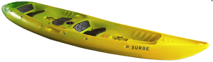 Mission Surge Sit-On Kayak Findon Charles Sturt Area Preview