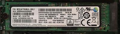 NEW Samsung PM961 1TB PCIExpress Gen3x4 PCIe NVMe M.2 SSD SLW1T00 960 PRO 1024GB