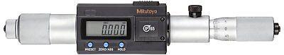 Mitutoyo 337-101 Digimatic Tubular Lcd Inside Micrometer 200-225mm Range New
