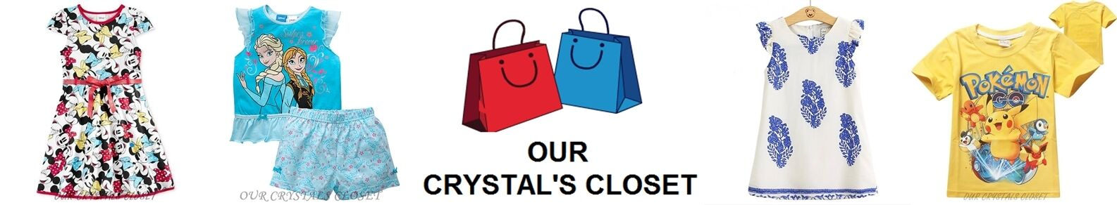 Our Crystal's Closet