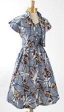 Bettie Page Tatyana Paradise Dress Bolero SET SIZE M Largs Maitland Area Preview
