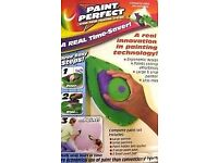 MAGIC PAINT ROLLER Perfect Speed Home Painting System Just Point N and Paint