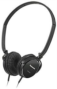 Panasonic RP-HC101 Ear Cup Binaural Noise Canceling Headphones