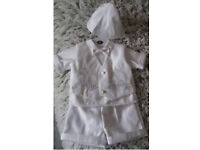 3 piece christening outfit