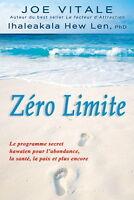 ZÉRO LIMITE / JOE VITALE / COMME NEUF / TAXE INCLUSE