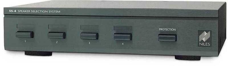 Niles SS-4 4-pair Speaker Selector
