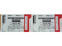 Depeche Mode 2 Tickets - London 03 June 2017 - £110