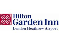 Hilton Receptionist required in Heathrow; competitive pay plus company benefits