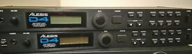 Alesis D4 drum module in perfect working order complete with power supply