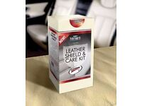 Zirconite Interior Leather Shield and Car Care Kits Cleans And Protects Car Leather Seats