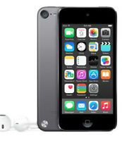 32G Space Grey iPod Touch 5th Gen