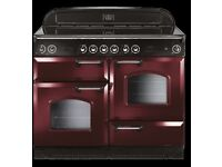 New RANGEMASTER LIDDED DOUBLE OVEN GRIDDLE WOKBURNER COST £2.000 QIUCK SALE 999 cash only on pickup